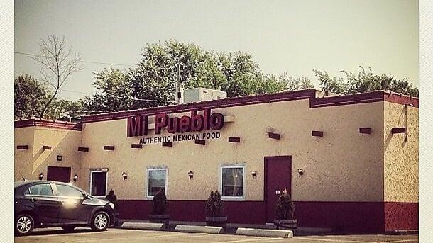 Mi Pueblo Mexican Restaurant Logo